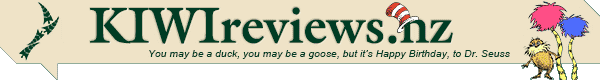 Welcome to KIWIreviews - product reviews